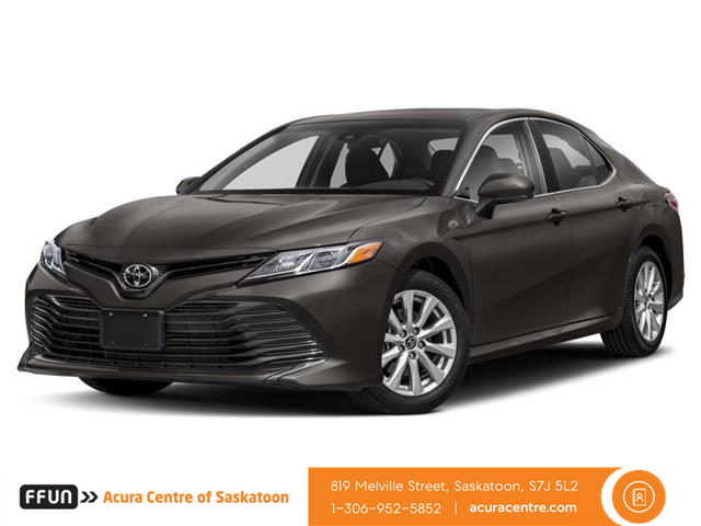 2019 Toyota Camry LE (Stk: F0493) in Saskatoon - Image 1 of 9