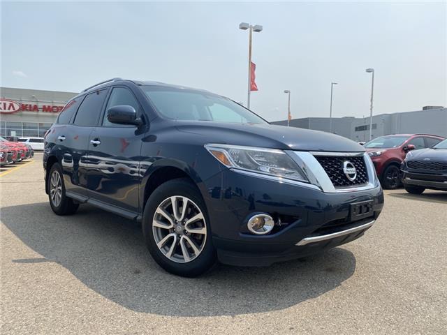 2016 Nissan Pathfinder  (Stk: P4956) in Saskatoon - Image 1 of 18