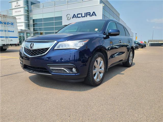 2016 Acura MDX Elite Package (Stk: A4465A) in Saskatoon - Image 1 of 21