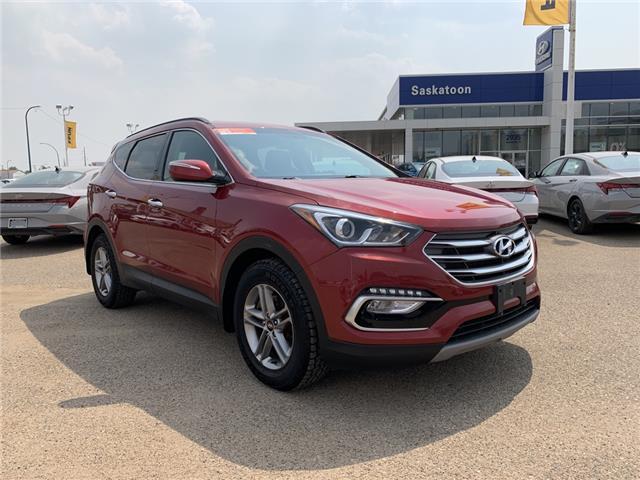 2018 Hyundai Santa Fe Sport 2.4 Premium (Stk: B7903) in Saskatoon - Image 1 of 17