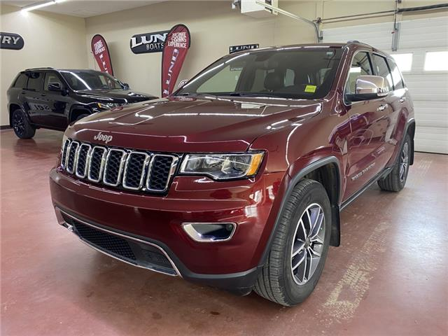 2019 Jeep Grand Cherokee Limited (Stk: T21-122A) in Nipawin - Image 1 of 21