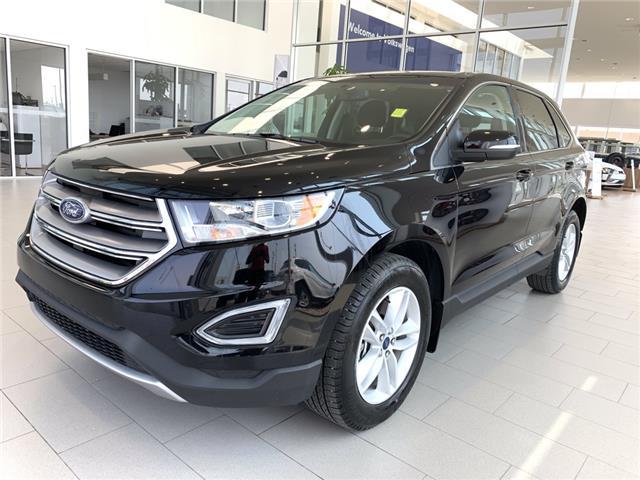 2017 Ford Edge SEL (Stk: F0349) in Saskatoon - Image 1 of 10