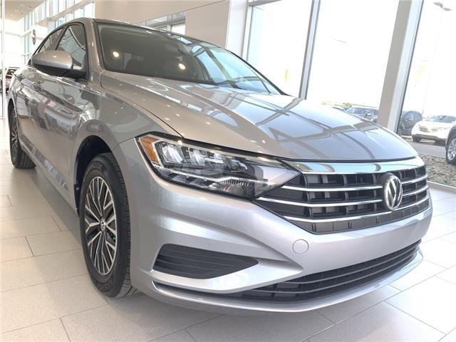 2019 Volkswagen Jetta 1.4 TSI Highline (Stk: V7771B) in Saskatoon - Image 1 of 10