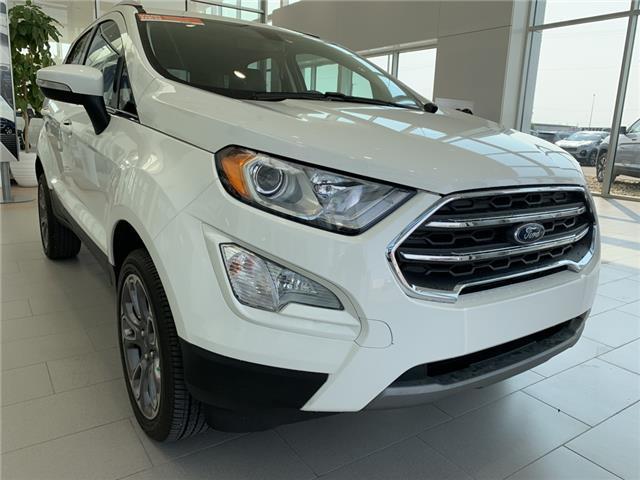 2019 Ford EcoSport Titanium (Stk: F0471) in Saskatoon - Image 1 of 20
