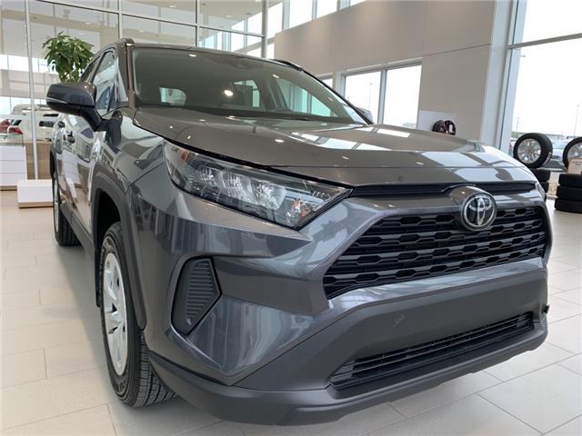 2020 Toyota RAV4 LE (Stk: F0491) in Saskatoon - Image 1 of 19