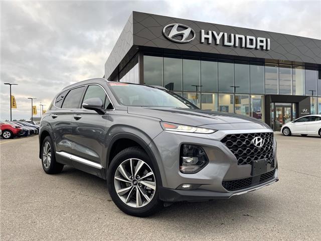 2019 Hyundai Santa Fe Luxury (Stk: H3047) in Saskatoon - Image 1 of 25