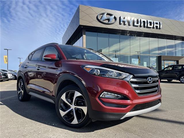 2018 Hyundai Tucson SE 1.6T (Stk: 40287A) in Saskatoon - Image 1 of 25
