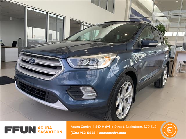 2018 Ford Escape Titanium (Stk: V7637) in Saskatoon - Image 1 of 21