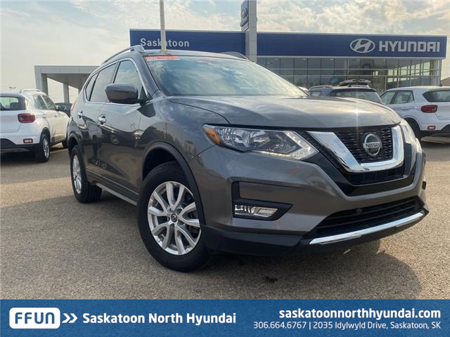 2019 Nissan Rogue SV (Stk: B8057) in Saskatoon - Image 1 of 13