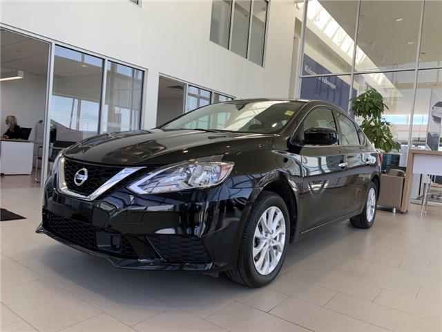 2019 Nissan Sentra 1.8 SV (Stk: F0590) in Saskatoon - Image 1 of 22