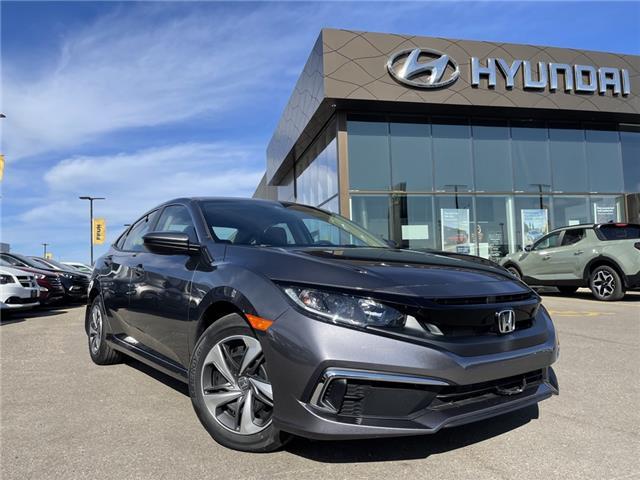 2021 Honda Civic LX (Stk: 40308A) in Saskatoon - Image 1 of 13