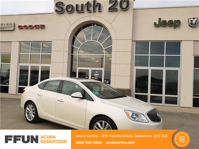 2015 Buick Verano Leather (Stk: B0224) in Humboldt - Image 1 of 16