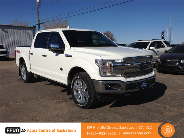 2020 Ford F-150 King Ranch (Stk: 21U184) in Wilkie - Image 1 of 23