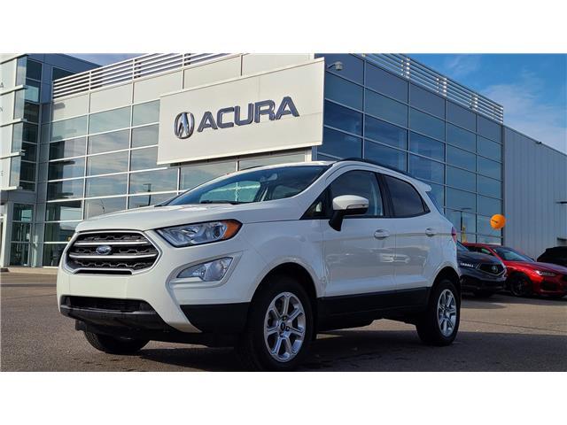 2018 Ford EcoSport SE (Stk: A4596) in Saskatoon - Image 1 of 14