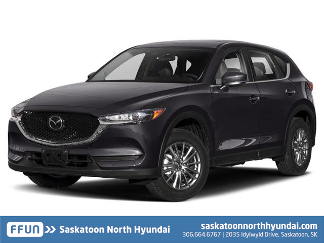 2019 Mazda CX-5 GS (Stk: B8095) in Saskatoon - Image 1 of 9