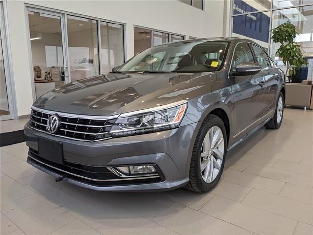 2018 Volkswagen Passat 2.0 TSI Comfortline (Stk: F0679) in Saskatoon - Image 1 of 21