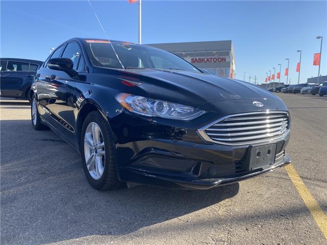 2018 Ford Fusion SE (Stk: P5047) in Saskatoon - Image 1 of 4
