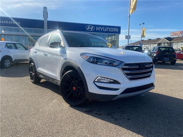 2018 Hyundai Tucson Noir 1.6T (Stk: B8049) in Saskatoon - Image 1 of 14