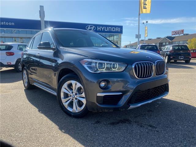 2016 BMW X1 xDrive28i (Stk: B8066) in Saskatoon - Image 1 of 13
