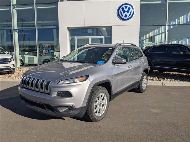 2018 Jeep Cherokee North (Stk: F0799) in Saskatoon - Image 1 of 3