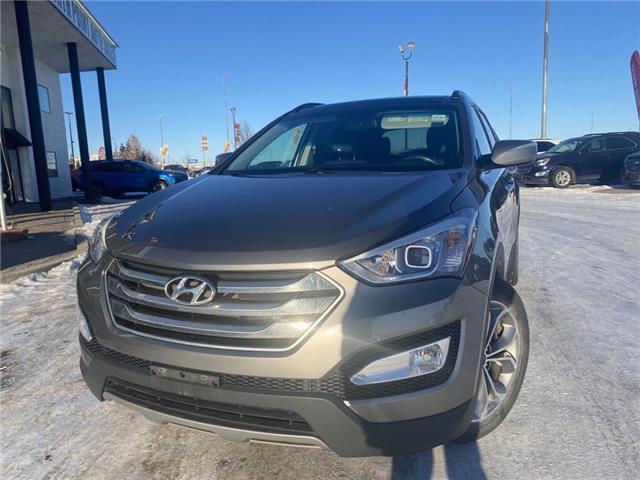 2015 Hyundai Santa Fe Sport 2.0T SE (Stk: A0112) in Saskatoon - Image 1 of 17