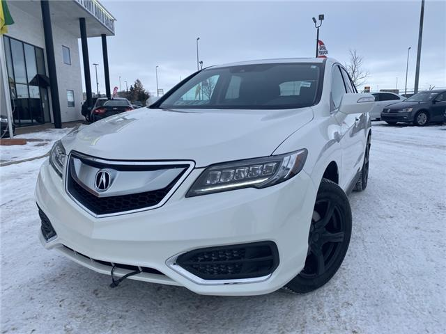 2017 Acura RDX Base (Stk: A0124) in Saskatoon - Image 1 of 18