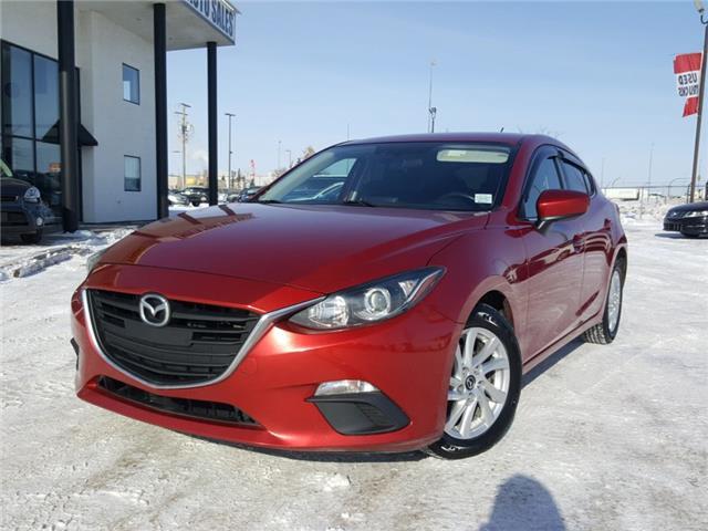 2015 Mazda Mazda3 Sport GS (Stk: A0126) in Saskatoon - Image 1 of 14
