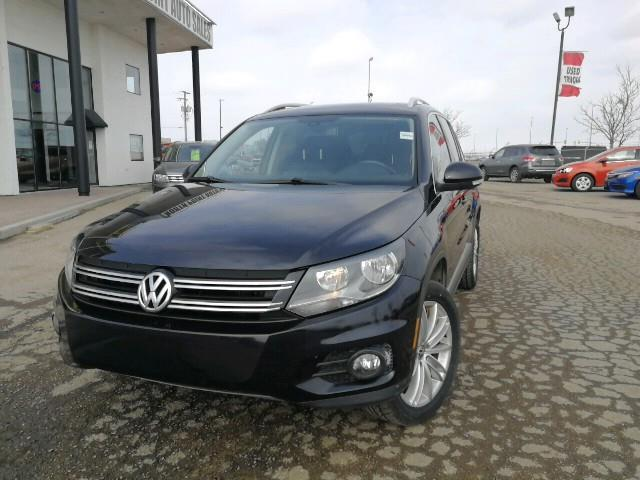 2014 Volkswagen Tiguan Highline (Stk: A0145) in Saskatoon - Image 1 of 18