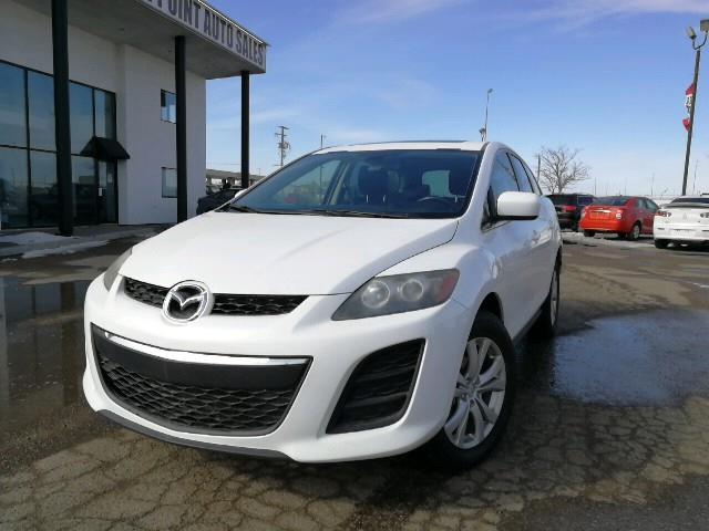 2011 Mazda CX-7 GS (Stk: A0125T) in Saskatoon - Image 1 of 16