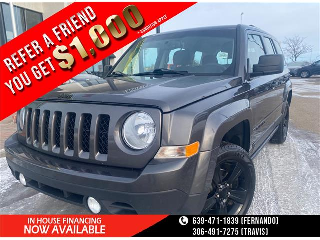 2015 Jeep Patriot Sport/North (Stk: A0131) in Saskatoon - Image 1 of 13