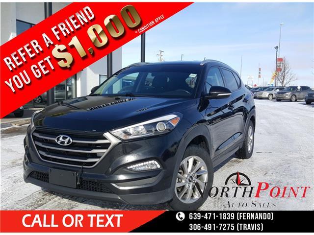 2016 Hyundai Tucson Premium 1.6 (Stk: A0097T) in Saskatoon - Image 1 of 16