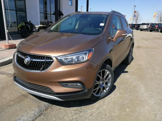 2017 Buick Encore Sport Touring (Stk: A0114T) in Saskatoon - Image 1 of 16