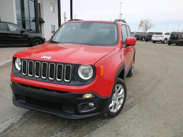2016 Jeep Renegade North (Stk: A0155) in Saskatoon - Image 1 of 18
