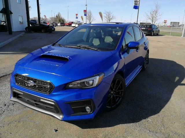 2018 Subaru WRX Sport-tech (Stk: ) in Saskatoon - Image 1 of 18