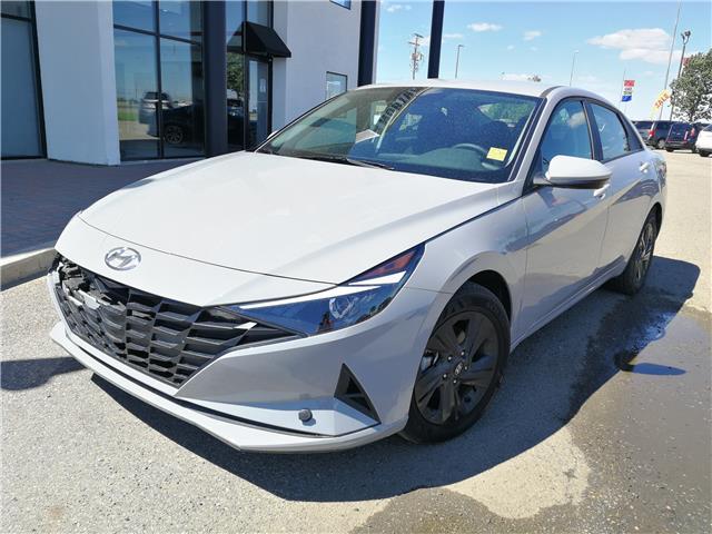 2021 Hyundai Elantra Preferred (Stk: A0185) in Saskatoon - Image 1 of 19