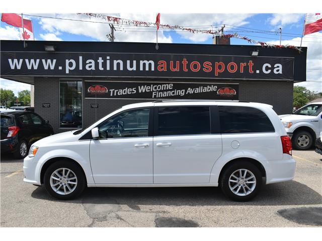 2019 Dodge Grand Caravan CVP/SXT (Stk: A0188) in Saskatoon - Image 1 of 26