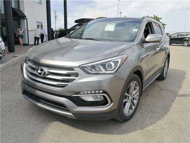2017 Hyundai Santa Fe Sport 2.0T Limited (Stk: A0201) in Saskatoon - Image 1 of 19