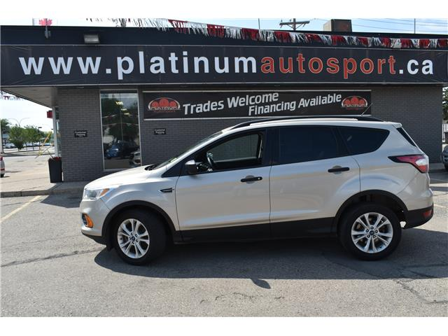 2017 Ford Escape S (Stk: A0183) in Saskatoon - Image 1 of 24