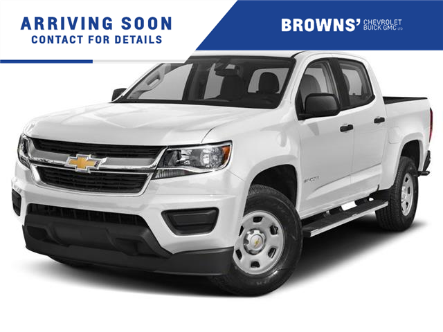 2020 Chevrolet Colorado LT (Stk: T20-1454) in Dawson Creek - Image 1 of 9