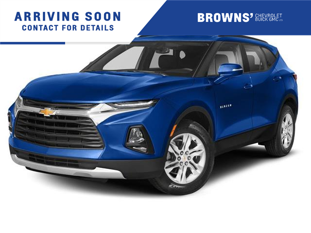 2021 Chevrolet Blazer RS (Stk: T21-1548) in Dawson Creek - Image 1 of 9