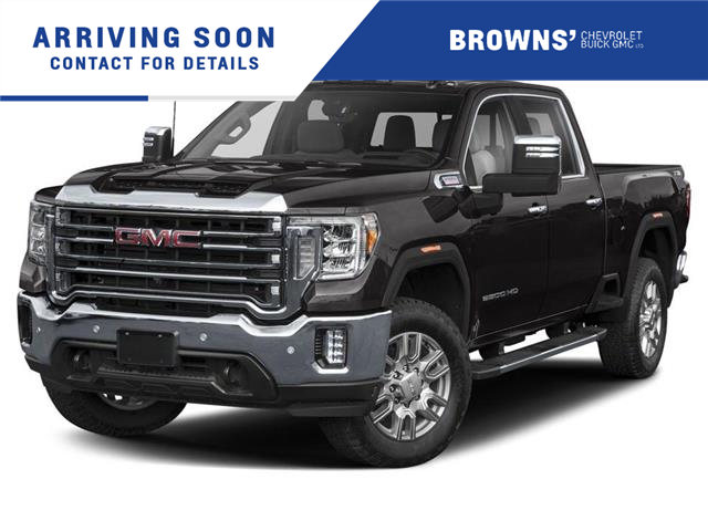 2020 GMC Sierra 3500HD Denali (Stk: T20-1570) in Dawson Creek - Image 1 of 8