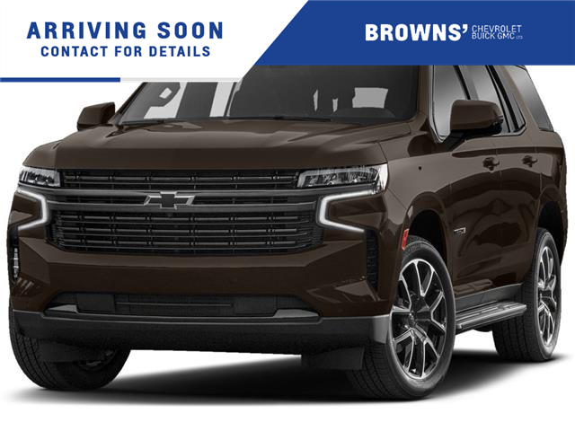 2021 Chevrolet Tahoe High Country (Stk: T21-1551) in Dawson Creek - Image 1 of 1