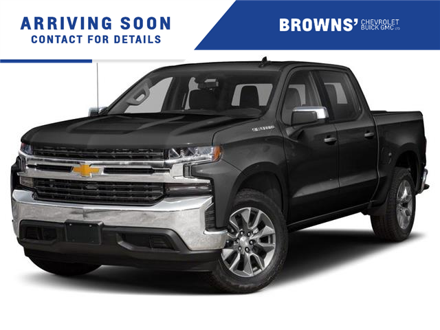 2021 Chevrolet Silverado 1500 LT Trail Boss (Stk: T21-1603) in Dawson Creek - Image 1 of 9
