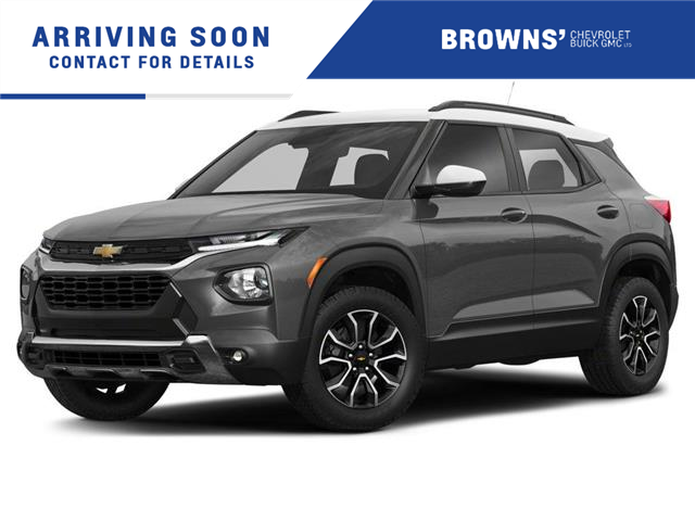 2021 Chevrolet TrailBlazer RS (Stk: T21-1666) in Dawson Creek - Image 1 of 3
