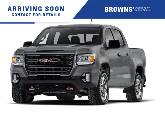 2021 GMC Canyon Elevation (Stk: T21-1692) in Dawson Creek - Image 1 of 1
