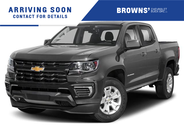 2021 Chevrolet Colorado WT (Stk: T21-1728) in Dawson Creek - Image 1 of 9
