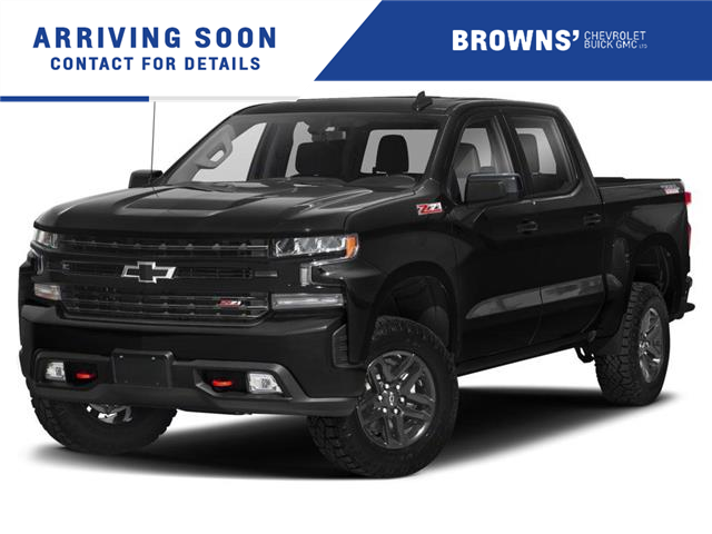 2021 Chevrolet Silverado 1500 LT Trail Boss (Stk: T21-1824) in Dawson Creek - Image 1 of 9