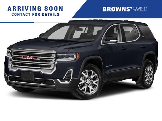 2021 GMC Acadia AT4 (Stk: T21-1830) in Dawson Creek - Image 1 of 8