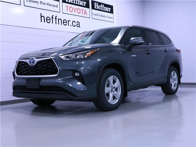 2021 Toyota Highlander Hybrid LE (Stk: 210056) in Kitchener - Image 1 of 4