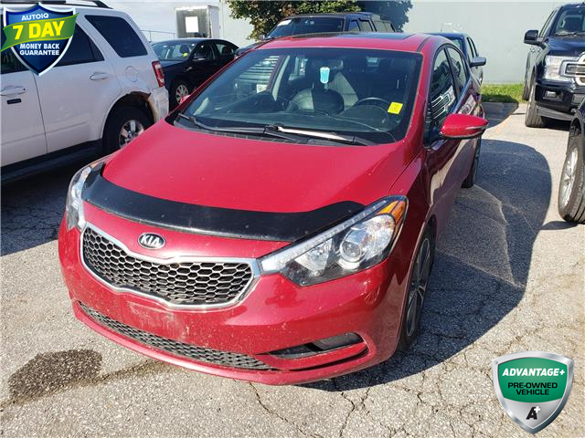 2015 Kia Forte  (Stk: U0813A) in Barrie - Image 1 of 5